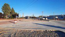 habilitaron el paso por la nueva rotonda de la ruta 65