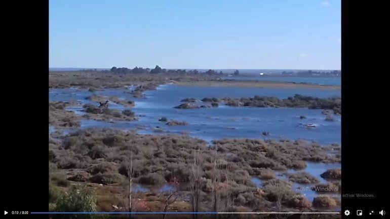 Advierten que la pleamar pudo haber esparcido residuos tóxicos en la ría SAO