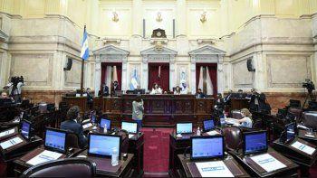 El Aporte Solidario fue convertido en Ley por el Senado