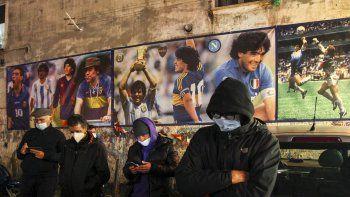 Nápoles prepara el aplauso más grande de la historia para despedir a Maradona