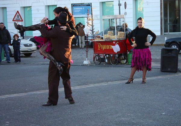 Noche de show y baile en Cipolletti
