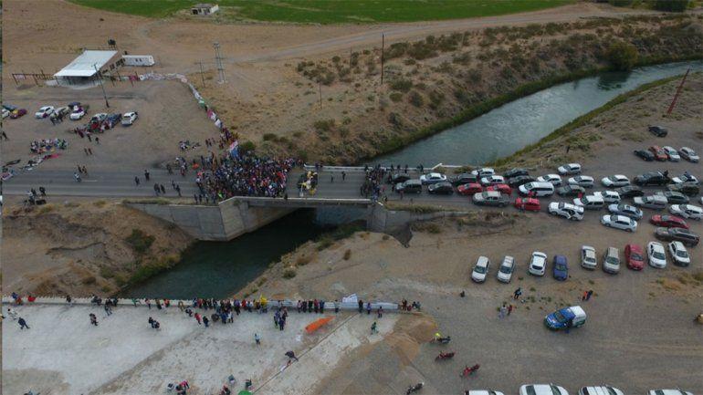 Después de 13 horas de piquete, autoconvocados de Salud liberaron la ruta en Arroyito