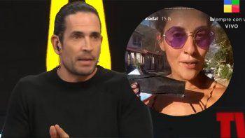 Video: la explosión de Diego Ramos contra Ivana Nadal