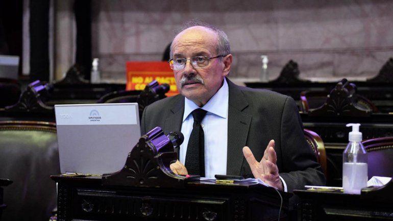 Di Giacomo pidió suspender las PASO del 2021