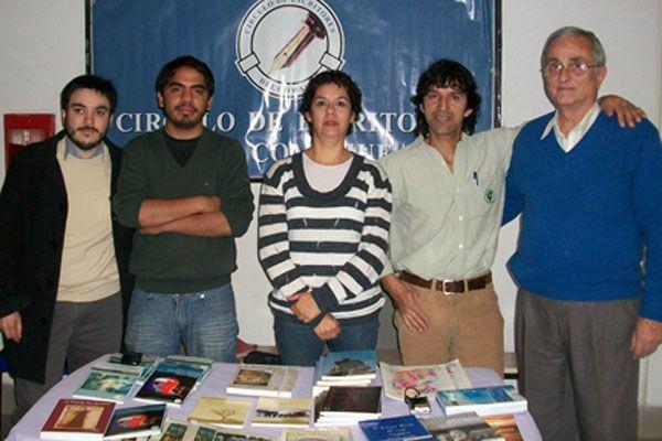 Gran Feria del Libro en la Escuela Estación Limay