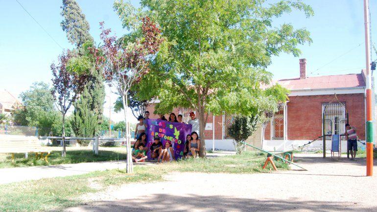 Los vecinos del barrio Santa Clara reclaman la reapertura del centro comunitario que fue cerrado en diciembre.