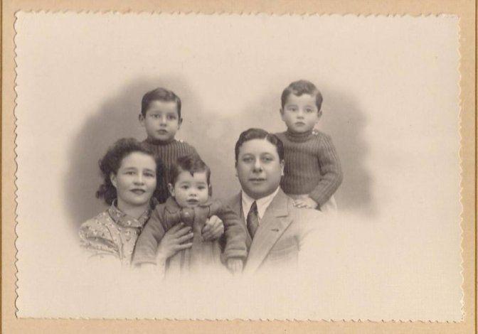 Familia Hernández - Barbosa, historia de pioneros