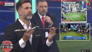 ¿El Show del plagio? La acusación española tras el debut del Toti Pasman