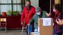Tiene 103 años fue a votar y se volvió viral