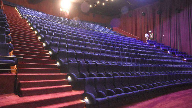 Video: así será la vuelta de los cines en Neuquén