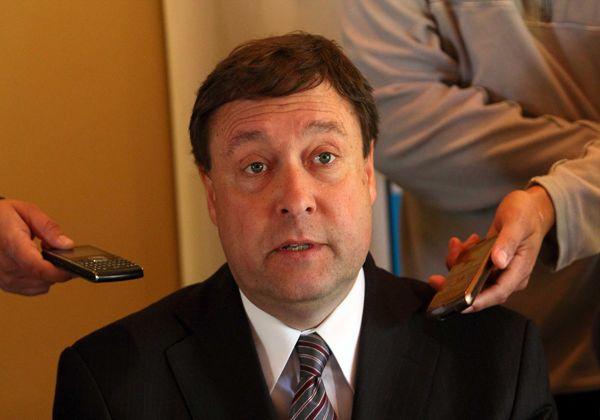 El gobernador se mostró confiado en que se logren avances en la causa Solano