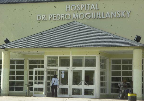 Bajó la atención de heridos por pirotecnia en hospitales